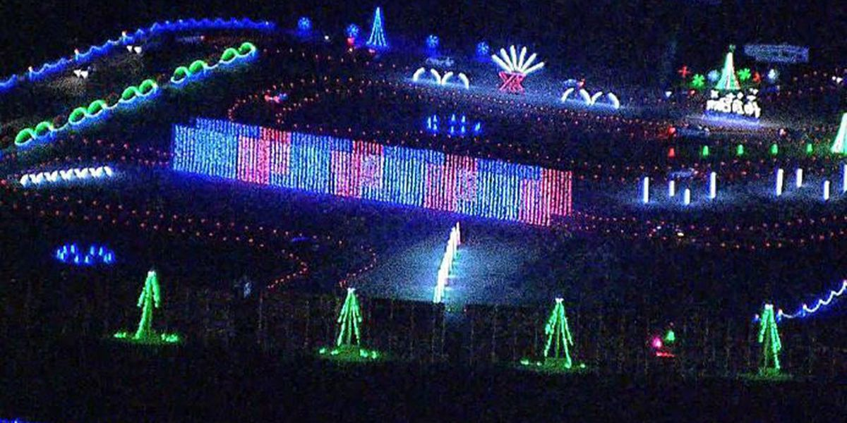 Speedway Christmas by the numbers, it opens this Friday