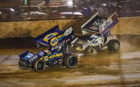 Schatz's bid for 11th World of Outlaws title falls short