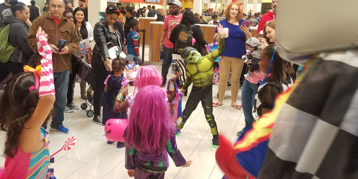 Concord Mills to host family-friendly Halloween events