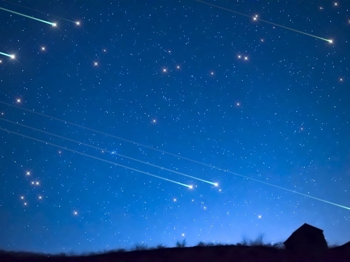Draconid, Orionid Meteor Showers Peak: When To Watch In Davidson