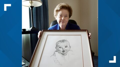 Original 'Gerber Baby,' Ann Turner Cook, celebrating 94th birthday
