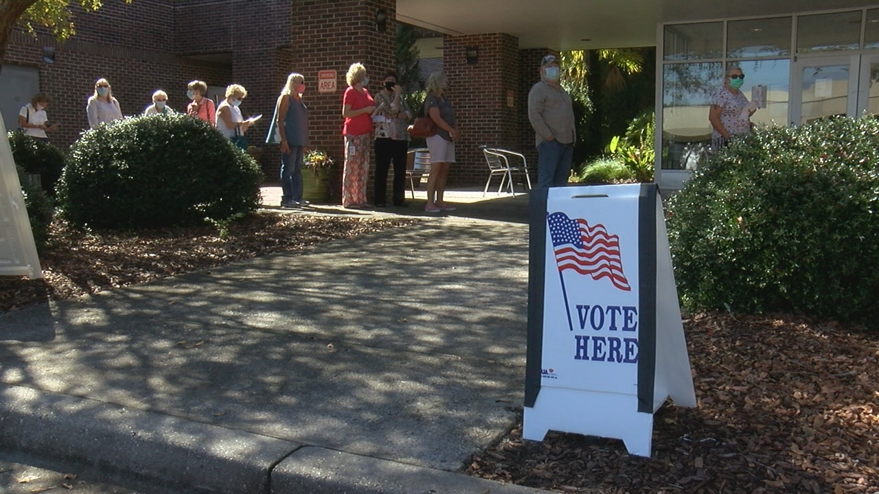 NC State Board extends voting at additional polling places