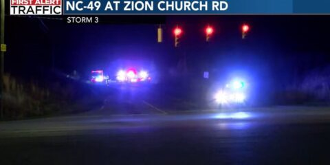 Serious pedestrian accident closes part of Highway 49 in Concord